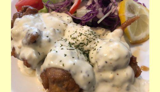 大分市府内町、安くて美味しいランチが食べれるkitchen304、子連れでのランチレポ。